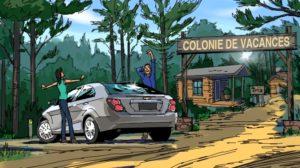 Dave OConnell, Chevrolet, Storyboard