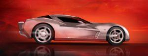 Dave OConnell, Auto trader, Corvette, storyboard