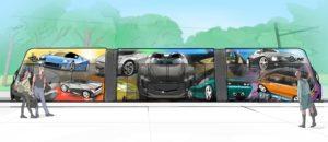 Dave OConnell, Detroit Q Line, Concept