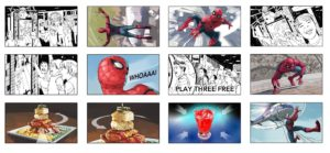 Dave OConnell, Spiderman, Dave & Busters, Storyboard