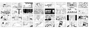 Dave OConnell, Ford, Storyboard