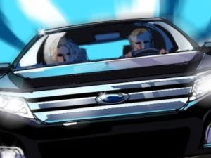 Dave OConnell, Ford, car, Storyboard