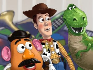 Dave OConnell, Toy story, Storyboard, cartoon