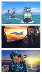 Dave OConnell, Navy, Storyboard, Animatic