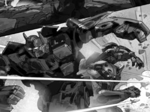 Dave OConnell, Transformers, Storyboard