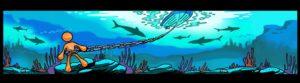 Dave OConnell, Alltel, Storyboard, comic